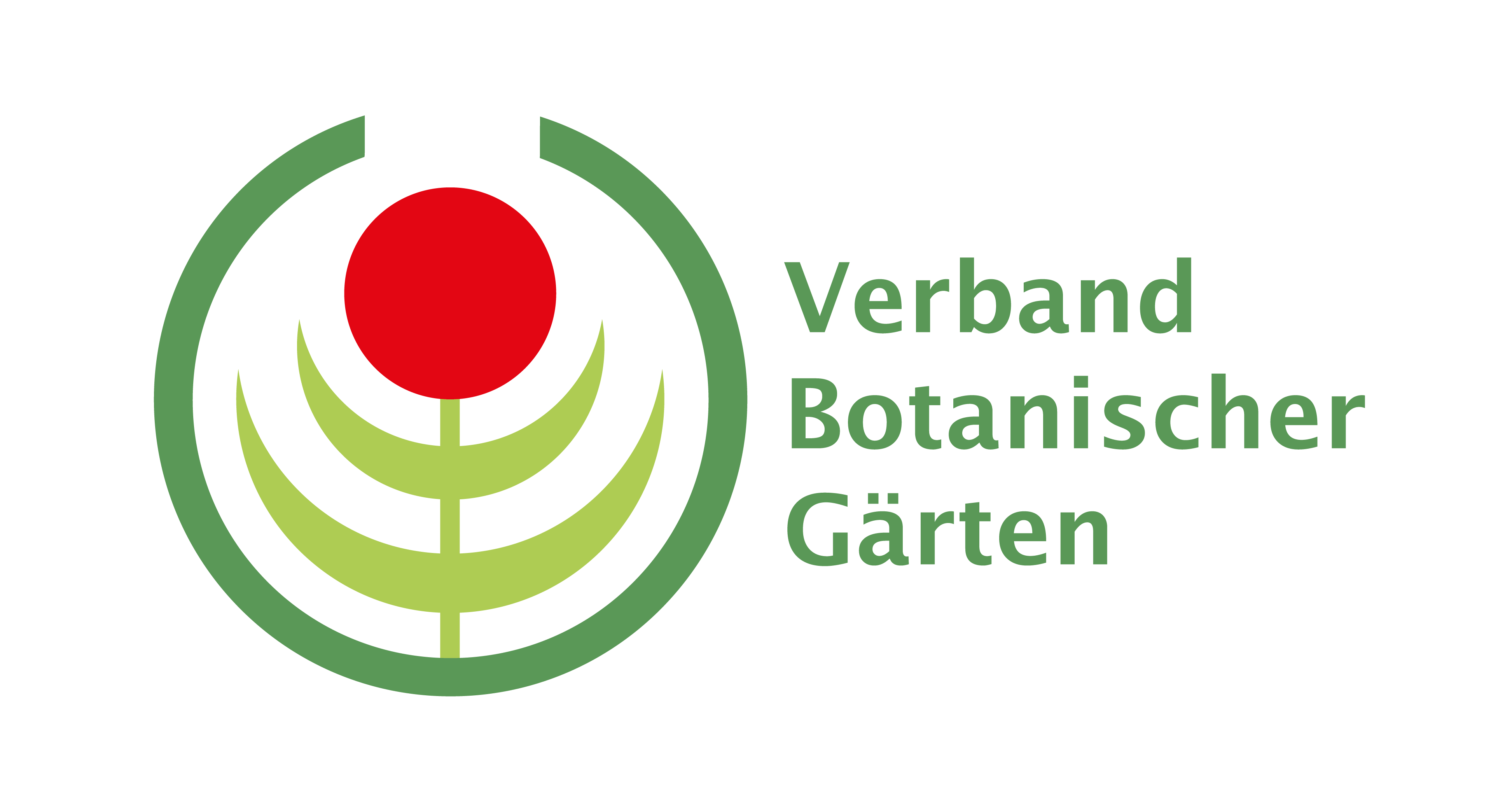 Logo Verband Botanischer Gärten